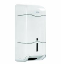 фото: Диспенсер для туалетной бумаги листовой Veiro Professional 6411-111 белый
